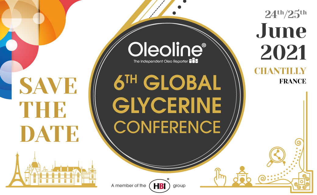 6th Global Glycerine conference
