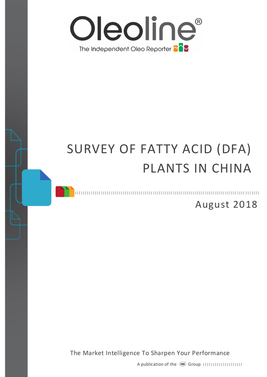 Sample report Chinese Fatty Acid Report
